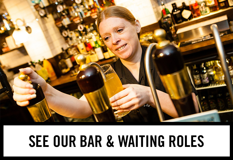 Bar roles at Robbins' Well