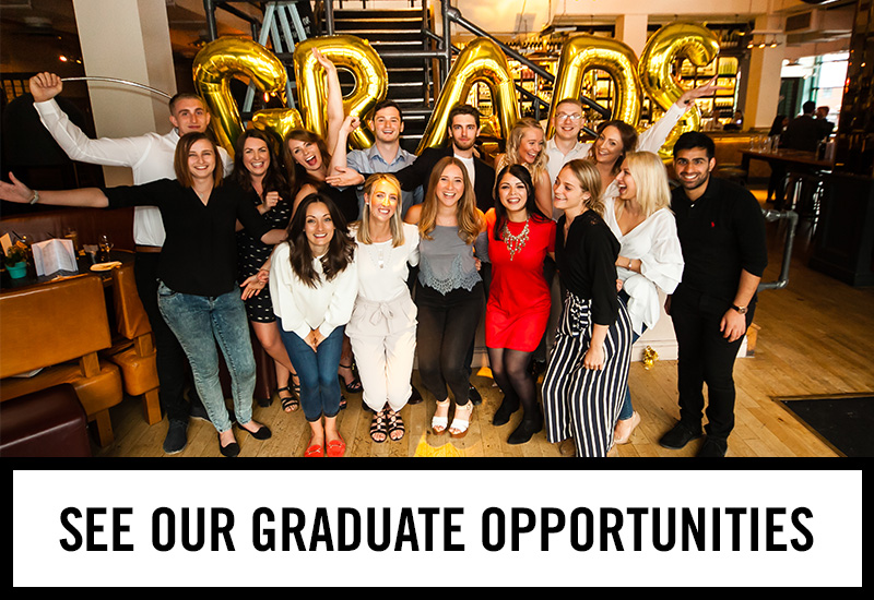 Graduate opportunities at Robbins' Well